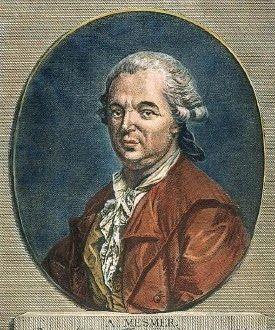 弗朗兹·安东·麦斯麦  (Franz Anton Mesmer 1734-1815)